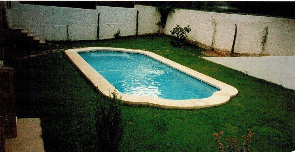 piscina modelo c 8 - Piscinas Fibra De Vidrio