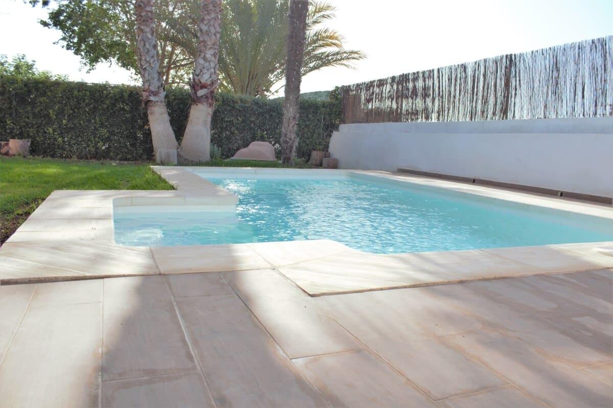 b17e47183b532 Piscinas alargadas jardins com piscinas pequenas buscar - Piscinas  alargadas .