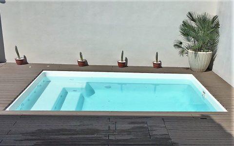 Imagen de Mini-Piscina-Swim-Spa-con-Hidromasaje-instalado-en-Tudela